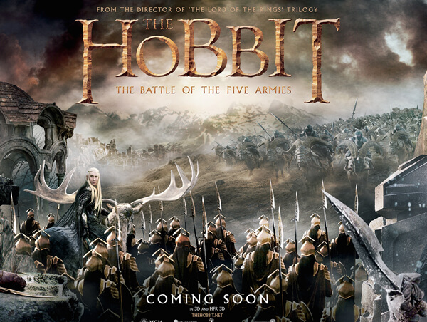 Hobbit: Battle of the Five Armies