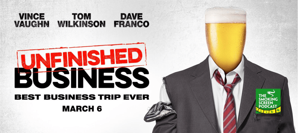 Movie Poster - Unfinished Business