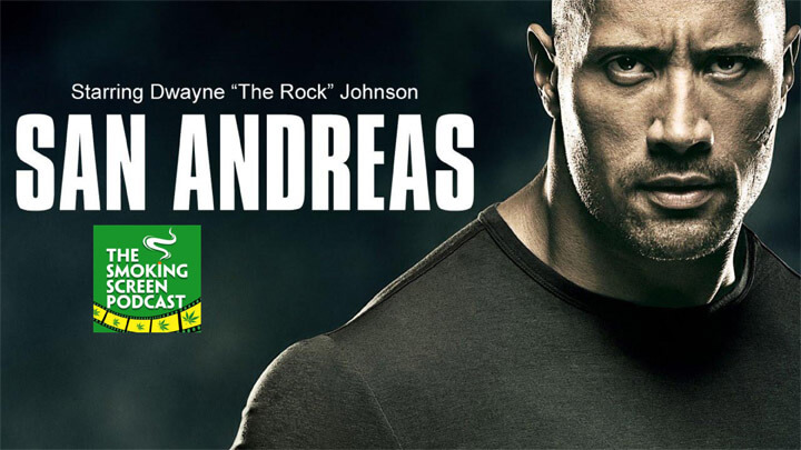 San Andreas Movie Poster Web